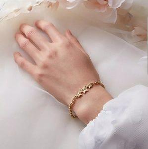 Jewelry - Beautiful 3 Butterflies Stainless Steel Bracelet♡